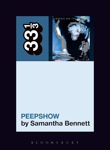 Siouxsie and the Banshees' Peepshow cover