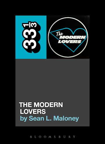 The Modern Lovers' The Modern Lovers cover