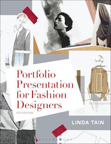 Portfolio Presentation for Fashion Designers cover