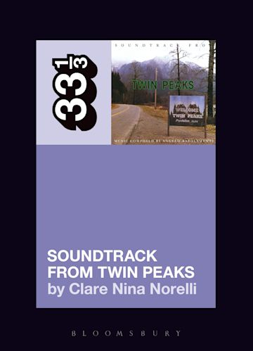 Angelo Badalamenti's Soundtrack from Twin Peaks cover