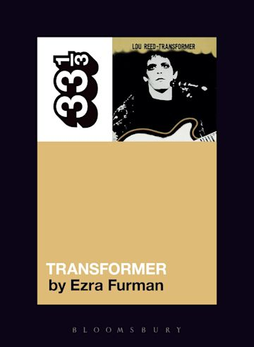 Lou Reed's Transformer cover