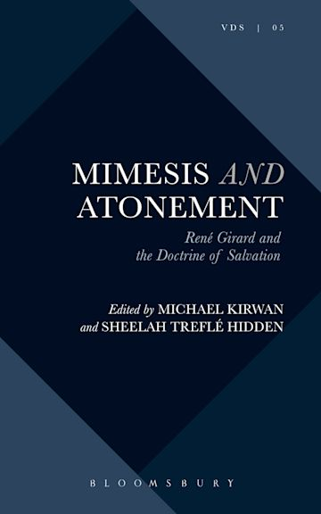 Mimesis and Atonement cover