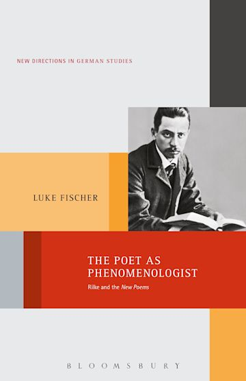 The Poet as Phenomenologist cover