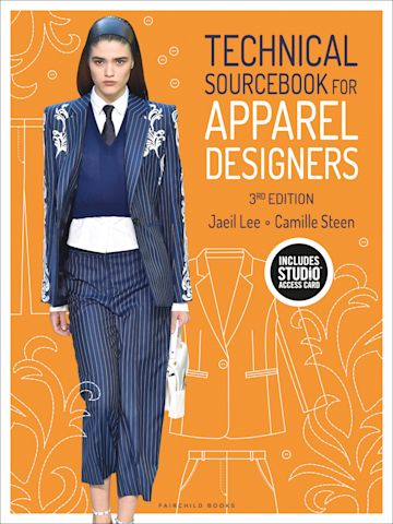 Technical Sourcebook for Apparel Designers cover