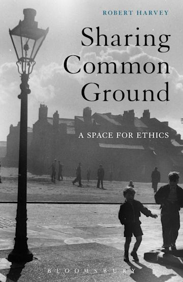 Sharing Common Ground cover