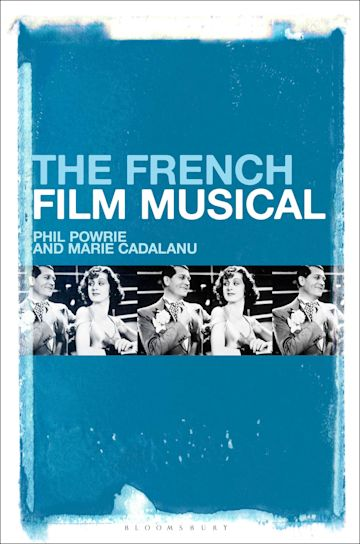 The French Film Musical cover