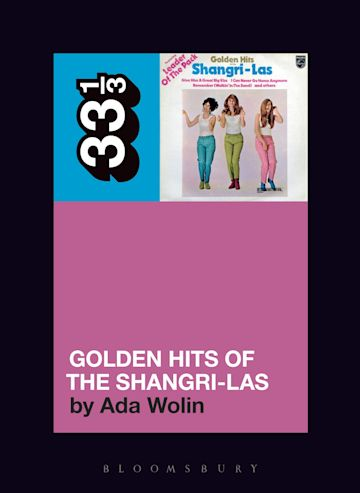 The Shangri-Las' Golden Hits of the Shangri-Las cover