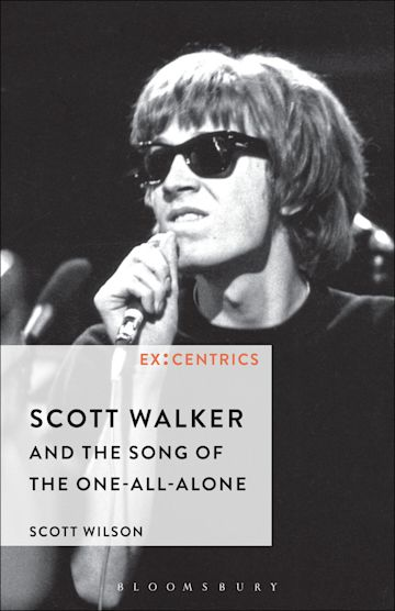 Scott Walker and the Song of the One-All-Alone cover