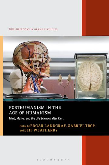 Posthumanism in the Age of Humanism cover