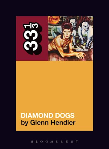 David Bowie's Diamond Dogs cover