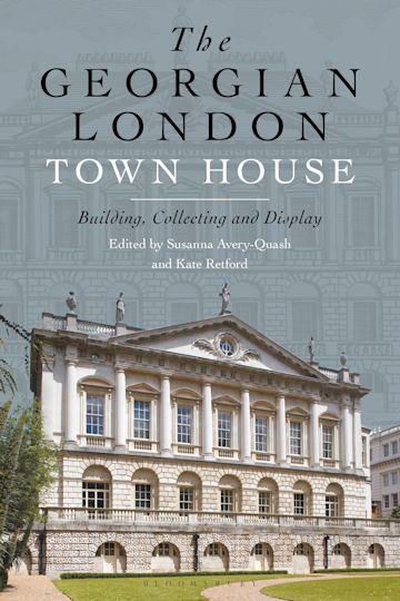 The Georgian London Town House cover