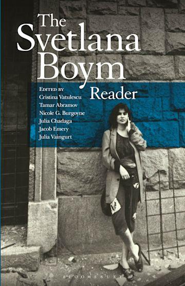 The Svetlana Boym Reader cover