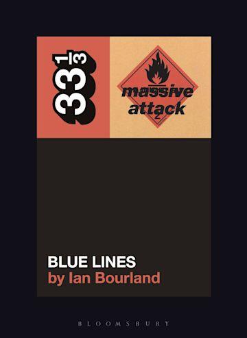Massive Attack's Blue Lines cover