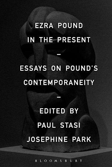 Ezra Pound in the Present cover