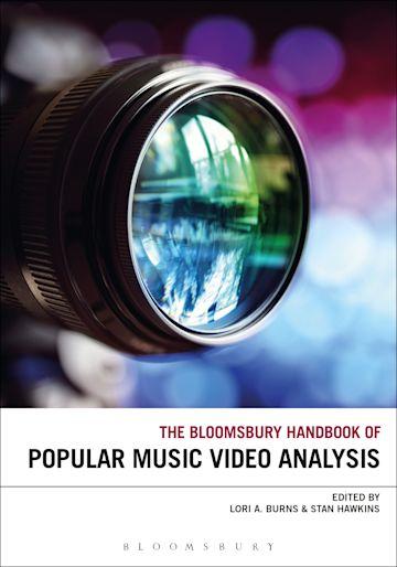 The Bloomsbury Handbook of Popular Music Video Analysis cover