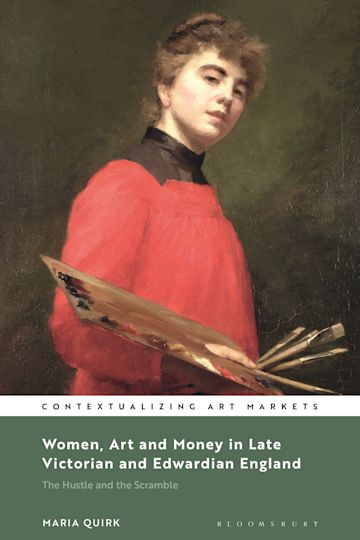 Women, Art and Money in England, 1880-1914 cover