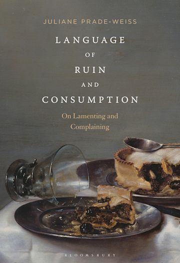 Language of Ruin and Consumption cover