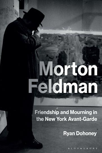 Morton Feldman cover