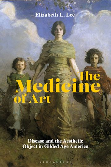 The Medicine of Art cover