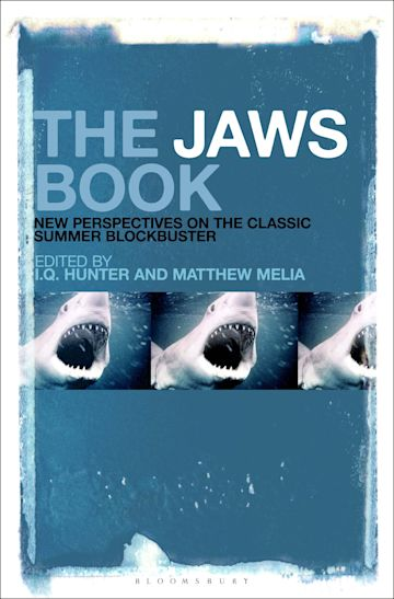 The Jaws Book cover