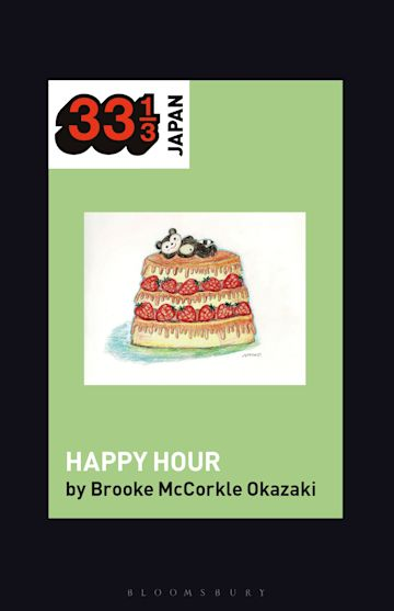 Shonen Knife's Happy Hour cover