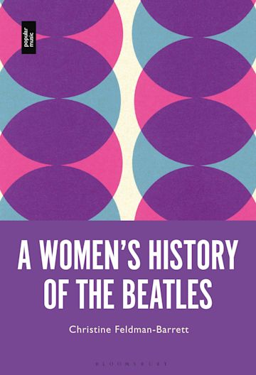 A Women's History of the Beatles cover