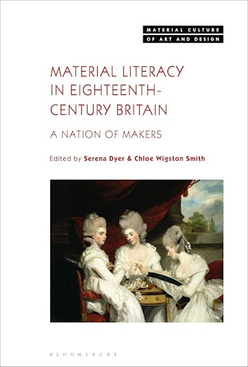 Material Literacy in Eighteenth-Century Britain cover