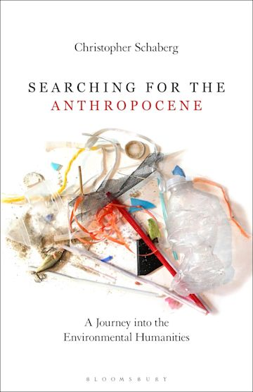 Searching for the Anthropocene cover
