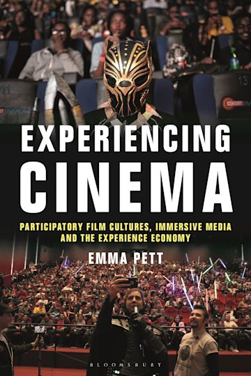 Experiencing Cinema cover