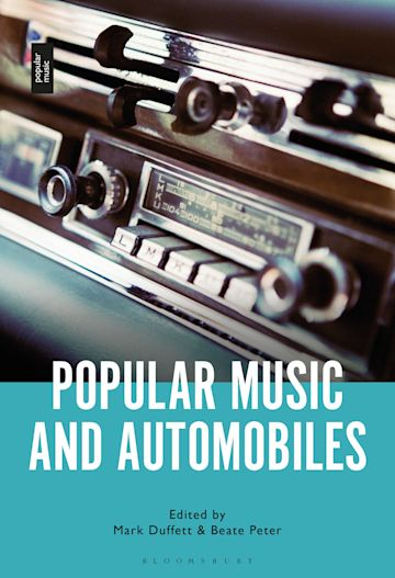 Popular Music and Automobiles cover