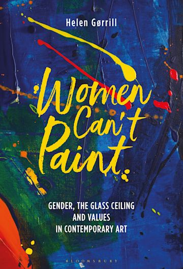 Women Can't Paint cover