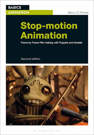 Stop-motion Animation cover