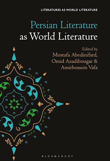 Persian Literature as World Literature cover