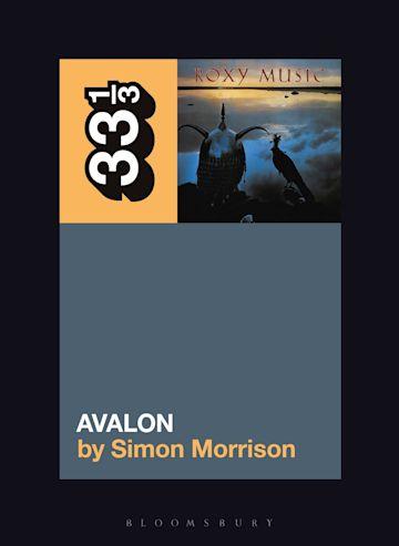 Roxy Music's Avalon cover