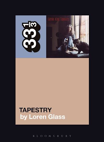 Carole King's Tapestry cover