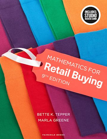 Mathematics for Retail Buying cover