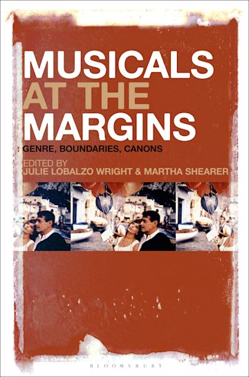 Musicals at the Margins cover