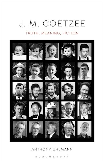 J. M. Coetzee cover