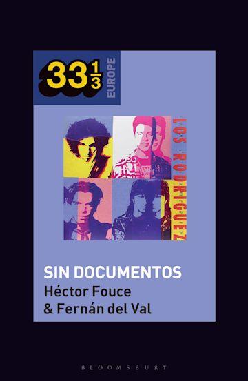 Los Rodríguez's Sin Documentos cover