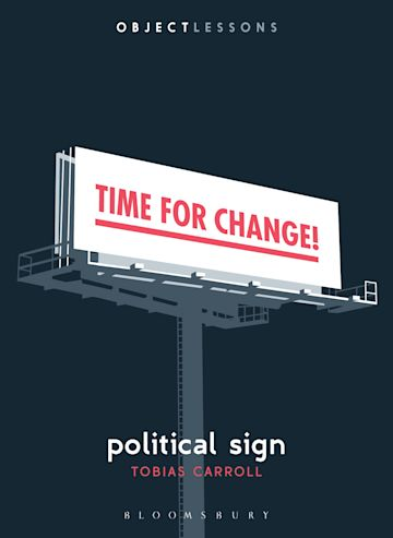 Political Sign cover