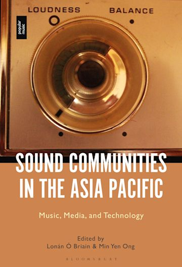 Sound Communities in the Asia Pacific cover