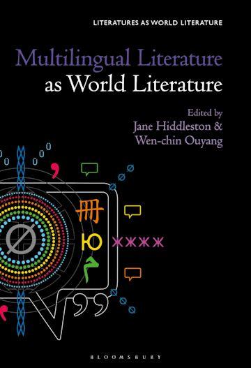 Multilingual Literature as World Literature cover