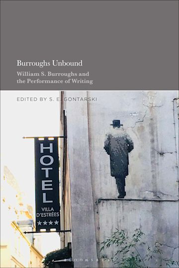 Burroughs Unbound cover