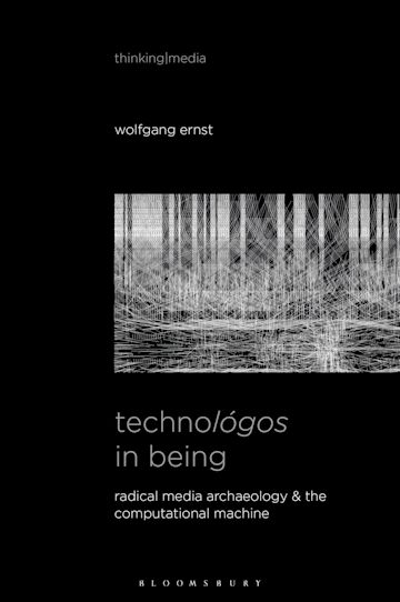 Technológos in Being cover