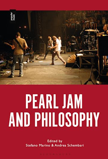 Pearl Jam and Philosophy Book Cover