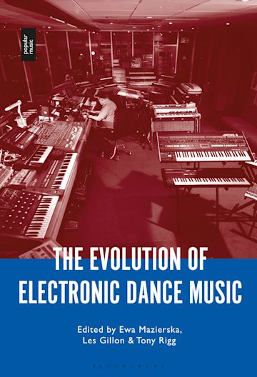 The Evolution of Electronic Dance Music cover