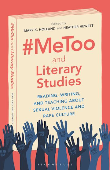 #MeToo and Literary Studies cover