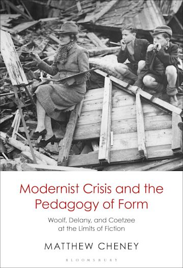 Modernist Crisis and the Pedagogy of Form cover