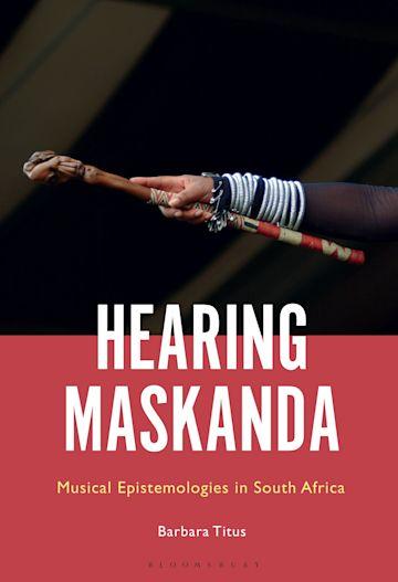 Hearing Maskanda cover