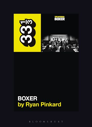 The National's Boxer cover